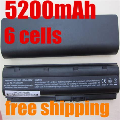 Battery Hp Envy 4 1013tx 4 1014tu Envy 4 1009tu 4 1025tu 4 1112tx Se 5200mah 6cells new laptop batteries for hp pavilion g4 g6