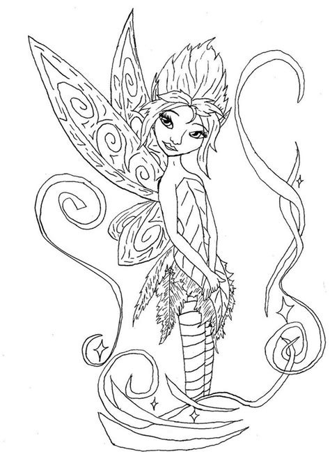 fairies coloring pictures  printable pesquisa google