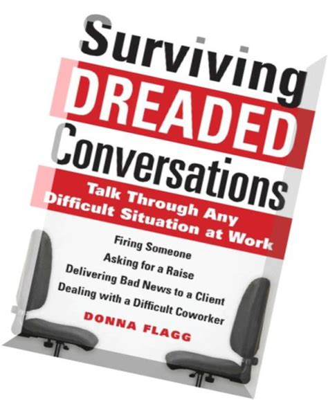 surviving dreaded conversations how to talk