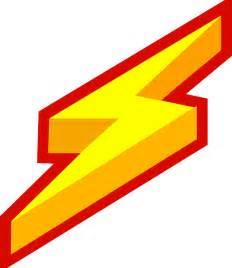 Lightning Bolt Transparent Free Vector Graphic Lightning Bolt Yellow Free