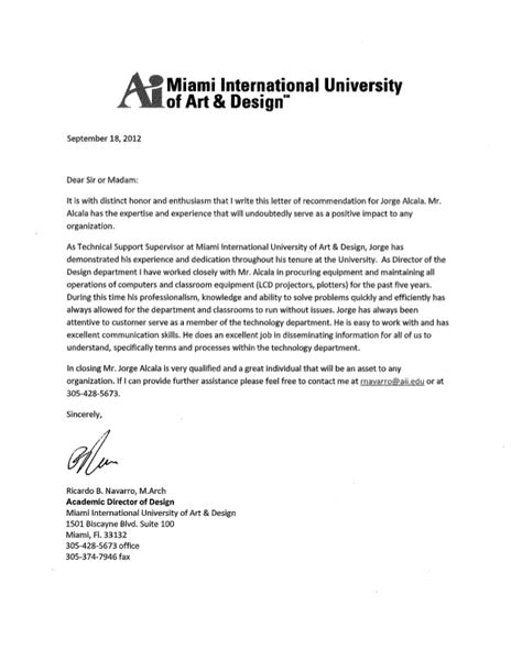 letter of recommendation for letters of recommendation 1418