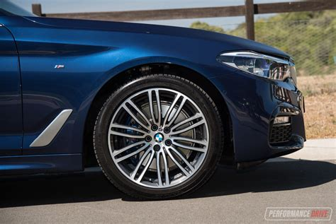 bmw m sport wheels 2018 bmw 530i touring m sport review
