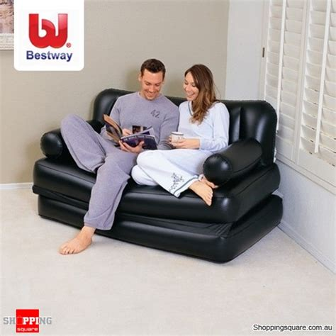 air sofa online shopping bestway 5 in 1 inflatable double mutifunctional couch air
