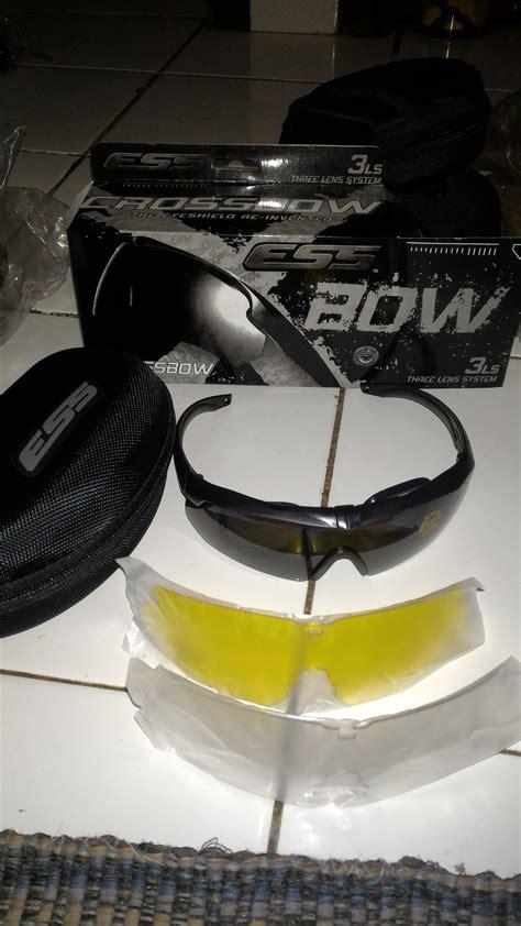 Kaca Mata Ess Crossbow kacamata ess crossbow tokotactical tokotactical