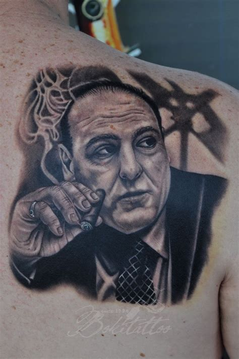 tony soprano tattoo 17 best images about tattoos on