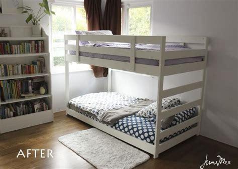 ikea bunk beds hack best 20 ikea bunk bed ideas on pinterest