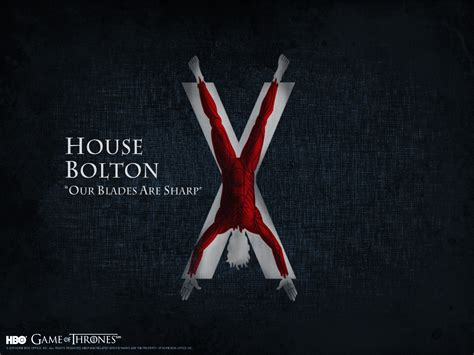 houses in game of thrones house bolton game of thrones wallpaper 31246326 fanpop