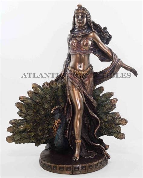 greek mythology statues greek mother goddess hera figurine statue zeus wife mount