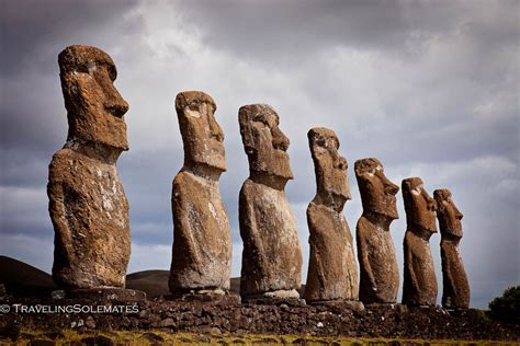 traveling to easter island the mysterious statues moai of easter island traveling