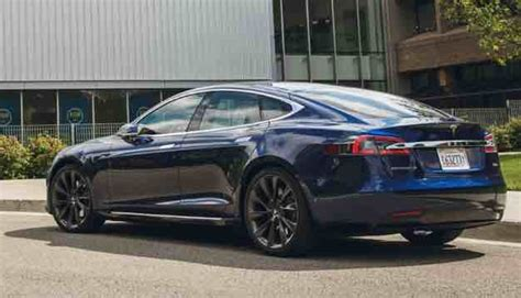 2019 Tesla Model S by 2019 Tesla Model S 100d Tesla Car Usa