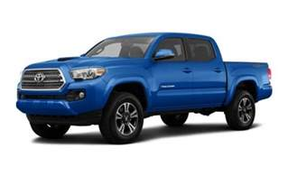 Toyota Gas Mileage 2019 Toyota Tacoma Review Msrp Price Interior Mpg 2018