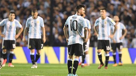 cuando juega argentina tras el empate de la selecci 243 n ante per 250 191 cu 225 ndo juega