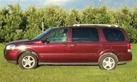 how cars run 2006 chevrolet uplander seat position control find used 2006 chevy uplander lt 4dr awd third seat dvd player in petersburg michigan united