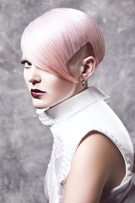 hairstyles unlimited 55 best futuristic hair style images on pinterest hair