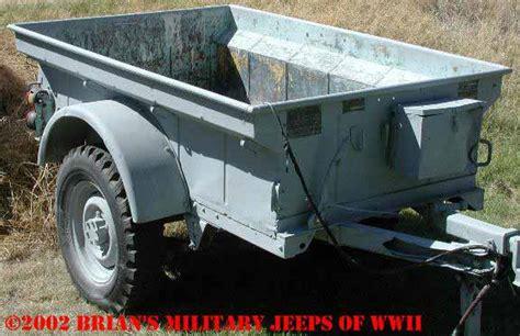 wwii jeep trailer 302 found