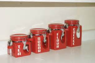 unique kitchen canisters home design ideas
