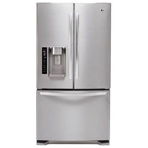 reviews on lg door refrigerators lg door refrigerator lfx25971st reviews