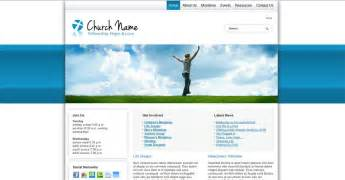 template free free joomla 2 5 template social activities and church