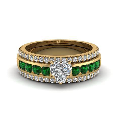14k yellow gold engagement rings fascinating diamonds