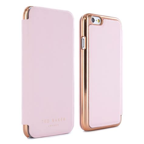 Iphone 6 6s Bumper Mirror Armor Hardcase Cover Casing Mewah iphone 6 6s ted baker s shannon proporta