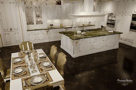 kitchen collection kitchen romantica ivory and gold version kitchen kitchens collection modenese gastone