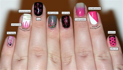 easy pattern for nails a dozen easy nail art patterns the digit al dozen