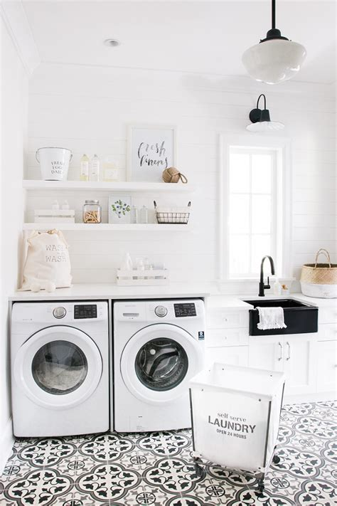 Category Beautiful Homes Home Bunch Interior Design Ideas Laundry White