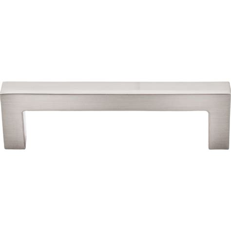 top knobs m1161 bsn asbury square bar pull 3 3 4 inch