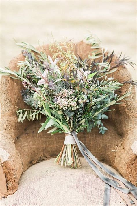 bohemian wedding bouquets   trends