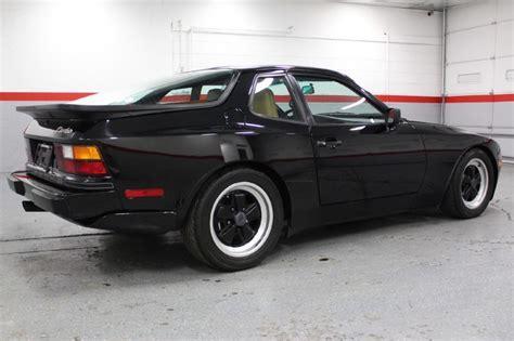 porsche 944 black 1986 porsche 944 turbo german cars for sale blog