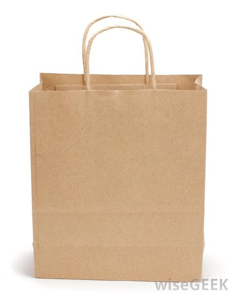 Paper Bag - what is kraft paper with pictures