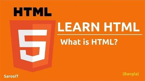 complete html tutorial youtube html bangla tutorial part 1 2017 the complete web