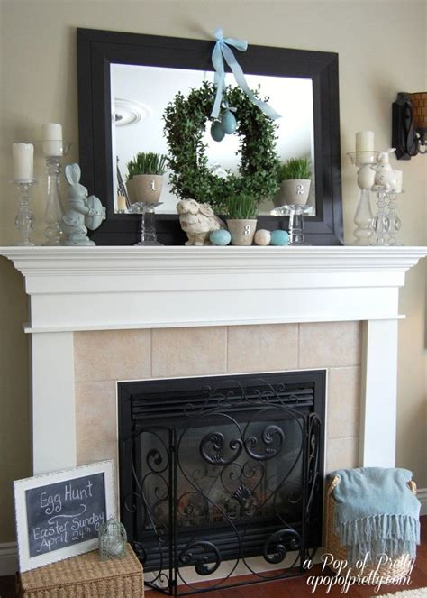mantel decor 25 best ideas about fireplace mantel decorations on