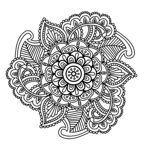 libro doodle chaos zifflins coloring immagine di vettore per l illustrazione adulta di mandala doodle del libro da colorare