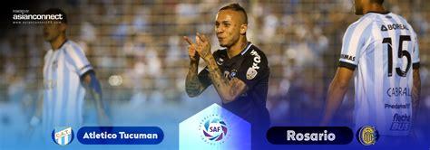 Atletico Tucuman vs Rosario Central Odds - Nov 9, 2018 ... Atletico Tucuman