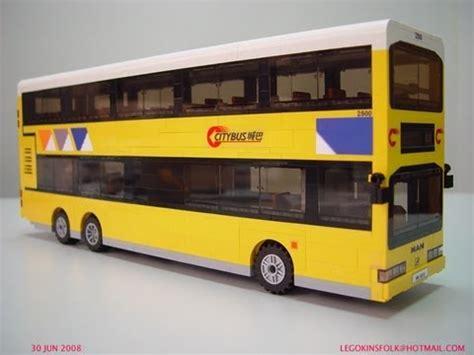Mini 2 Di Hongkong by Lego 樂高積木巴士 4 Ctb 24 350 Leyland Victory 2