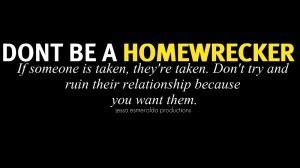 homewrecker quotes quotesgram