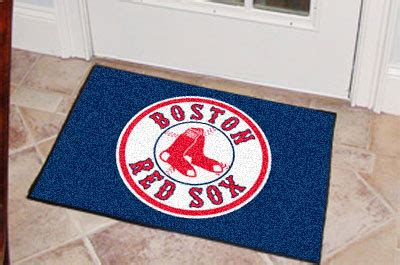 Mat Boston by Boston Sox Floor Mats