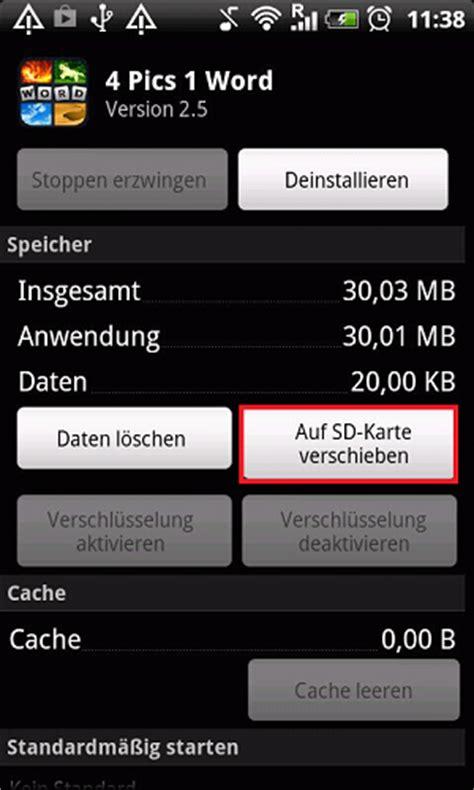 Beschwerdebrief Beispiel B2 ösd Android Apps Auf Sd Karte Verschieben So Klappt S Chip