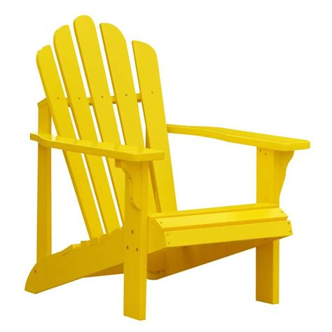 shop shine company westport lemon yellow cedar patio