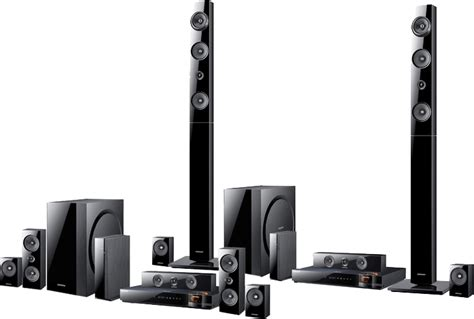 two ultimate home theater systems new from samsung explora