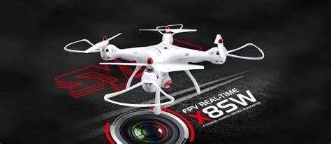membuat baling baling quadcopter syma x8sw fpv fitur spesifikasi dan harga katadrone