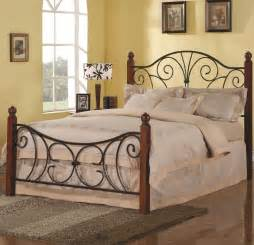 Ideas Design For Iron Headboards Wood Headboards Headboards Gt Gt Iron Beds And Headboards Wood With Metal Headboard