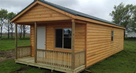Wood Cabin For Sale by Cabin Quality Storage Buildings