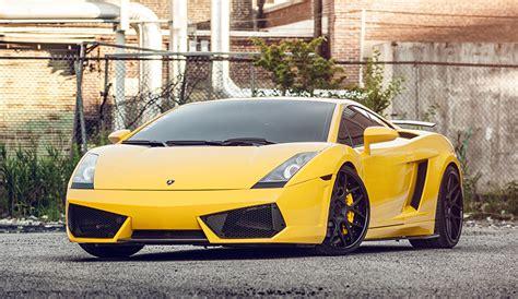 Lamborghini Gallardo Bilder by Bilder Lamborghini Gallardo Gelb Autos Vorne