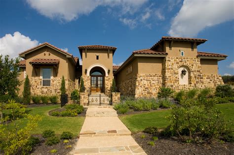 Tuscan Style Home by Tuscan Style Home By Jim Boles Custom Homes
