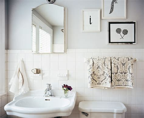 white and gray bathrooms grey tiles white walls images