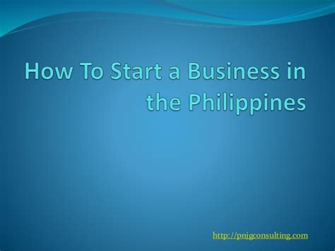 Learning And Performance Consultant At Sheryl Waxler Ph D Mba by How To Start A Business In The Philippines