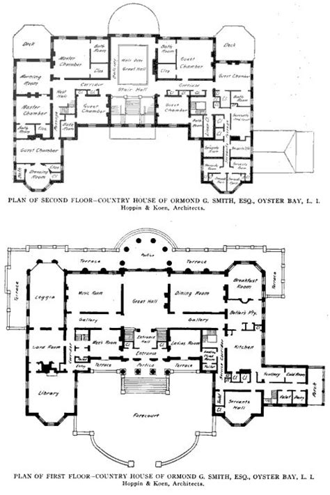 gilded age mansions floor plans 417 best images about gilded age mansions on pinterest