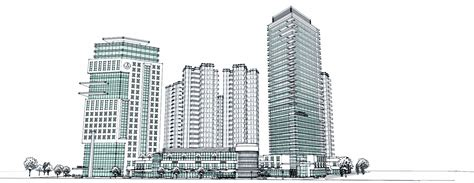 High Rise Are On The Rise by High Rise Architecture Zhu Zhu City Lights Images Frompo